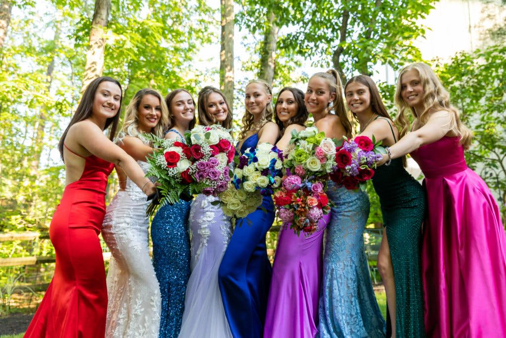 The prom that almost got away! Seniors from Cherry Hill East, Eastern, Haddonfield Memorial, Shawnee, Cherokee, Lenape, Bishop Eustace, and Moorestown came together for a two hour event on June 13th, 2020 to celebrate their prom!
