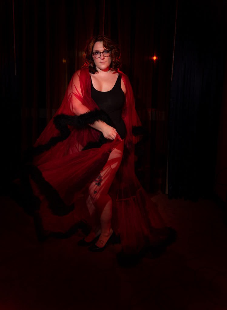 Red robe, Love yourself, The creative shutter boudoir photography, Lady in red, AC, Harrah's, Cherry Hill photographer, Haddonfield photographer, Boudoir photographer.